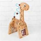 Бизиборд – безопасная и увлекательная игрушка для развития ребёнка
