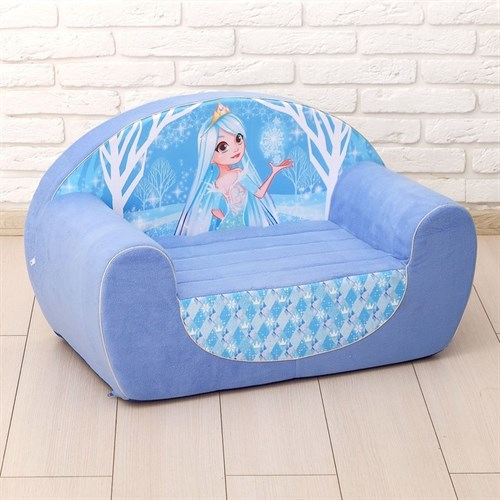 Мягкая игрушка «Диван: Снежная принцесса» - фото 105448558