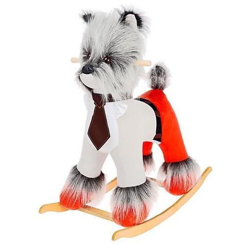 Качалка «Собака Бой», МИКС - фото 105457597