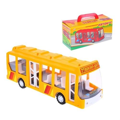 Игрушка «Автобус» - фото 105650527