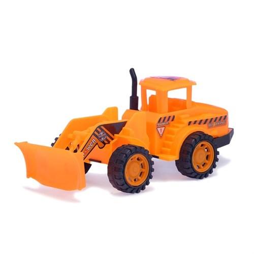 Трактор инерционный «Строитель», МИКС - фото 105655595