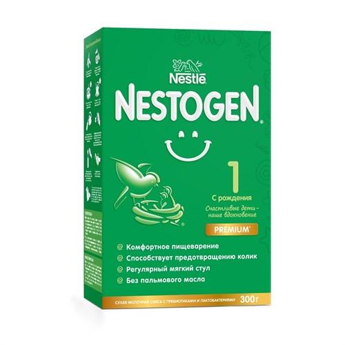 Nestogen 1 смесь для регулярного мягкого стула с 0 месяцев, 300 г ПР - фото 105978577