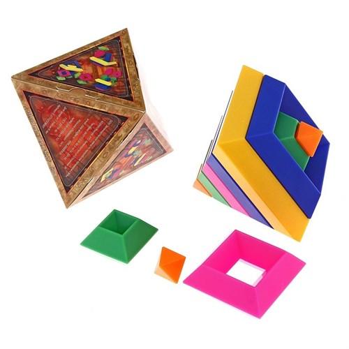 Пирамидка «Эрудит», тип 5 в наличии - фото 106087931