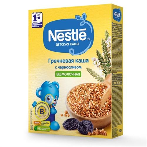 Каша Nestle Безмолочная гречневая с черносливом для продолжения прикорма 200г с бифидобактериями BL - фото 87343177