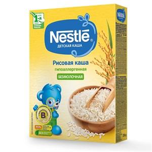 Каша Nestle Безмолочная рисовая гипоаллергенная для начала прикорма 200г с бифидобактериями BL ПР