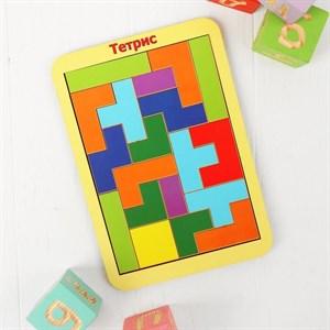 Рамка-вкладыш «Тетрис», 19 элементов в наличии
