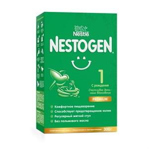 Nestogen 1 смесь для регулярного мягкого стула с 0 месяцев, 300 г ПР