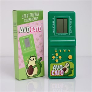 Электронная головоломка Avocato (тетрис) в наличии
