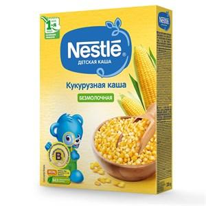 Каша Nestle Безмолочная кукурузная для начала прикорма 200г с бифидобактериями BL
