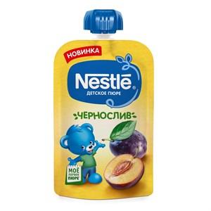 Nestle Чернослив Пюре пауч с 4мес 90г