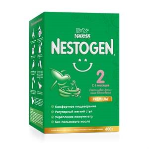 Nestogen 2 смесь для регулярного мягкого стула с 6 месяцев, 600 г