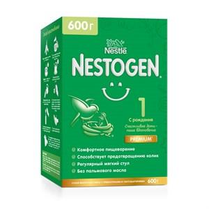 Nestogen 1 смесь для регулярного мягкого стула с 0 месяцев, 600 г